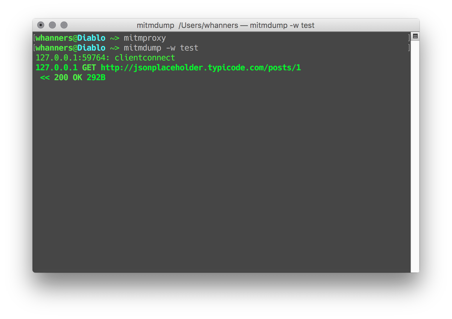 Easy, Automatic Server Mocking for iOS Testing | alloc-init
